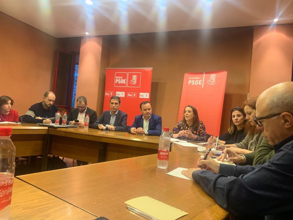 Foto cedida por PSOE Alcalá