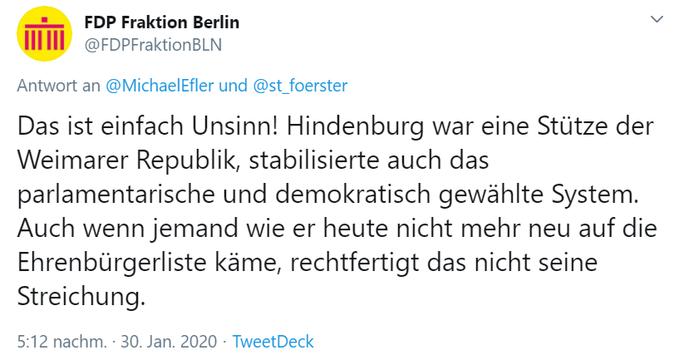 #Hindenburg