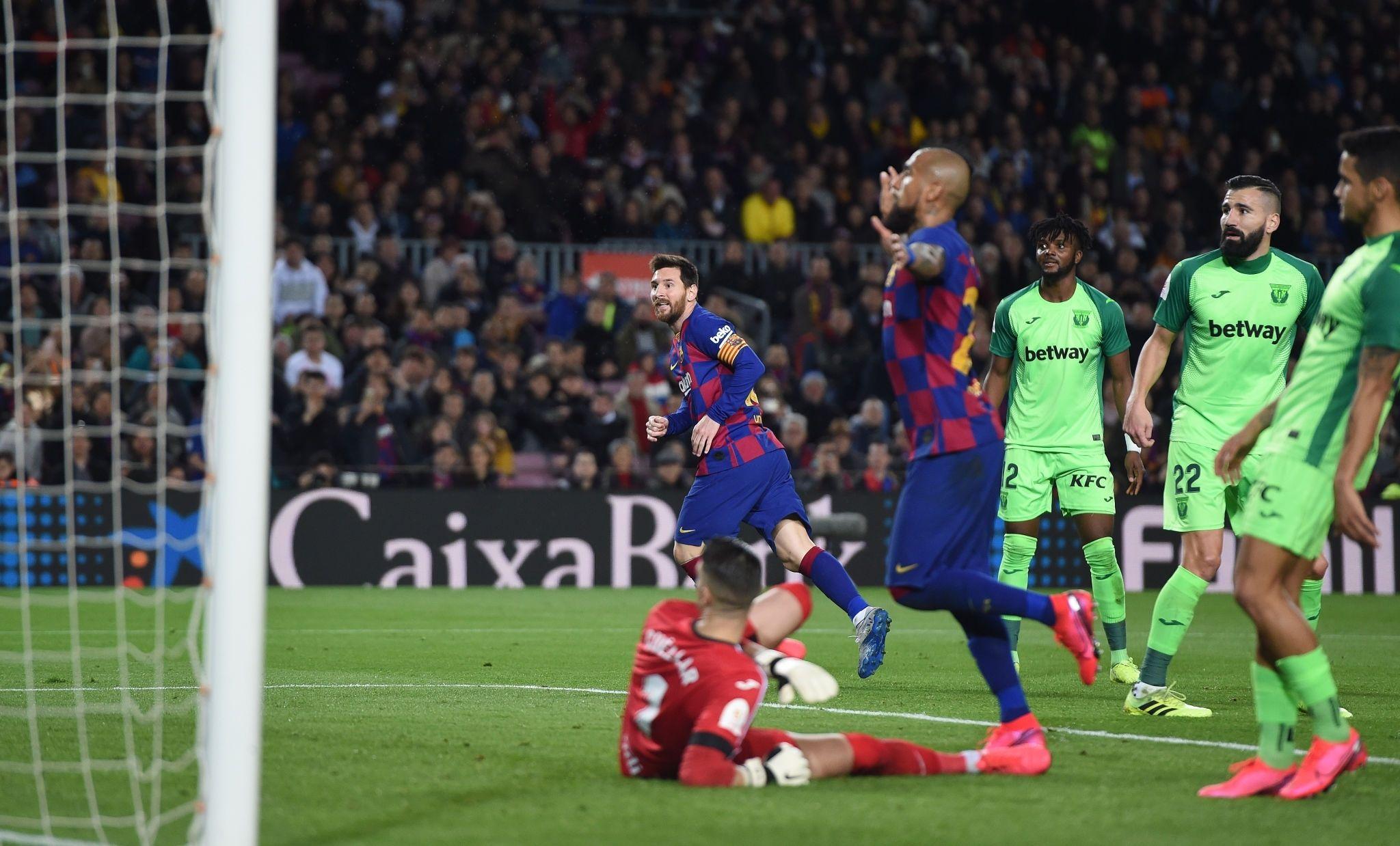 Кубок Іспанії. 1/8-а фіналу. Барселона нарешті перемагає з легкістю - изображение 2