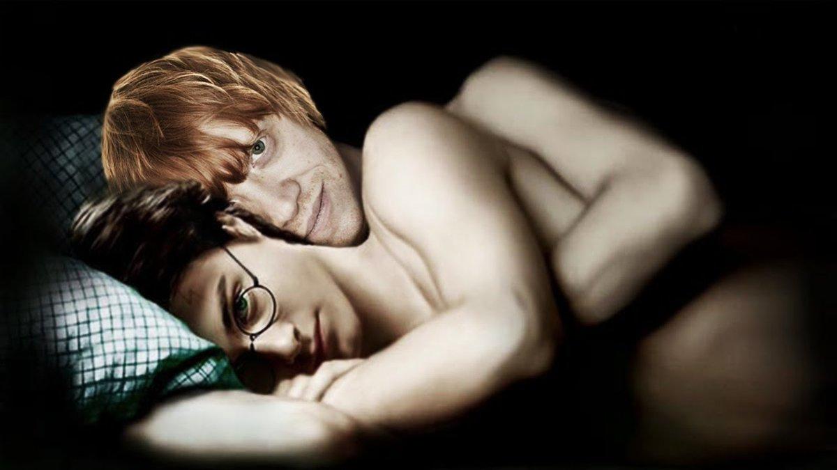 Naked Rupert Grint