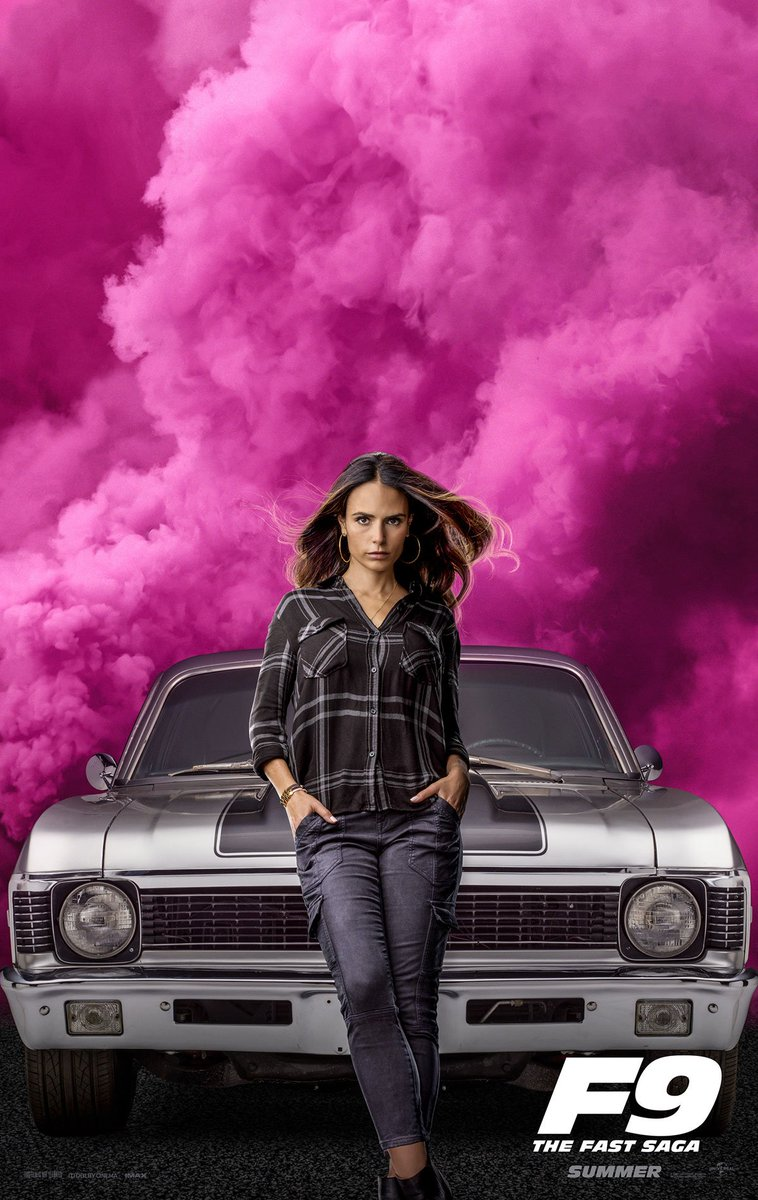 Jordana Brewster as Mia Toretto