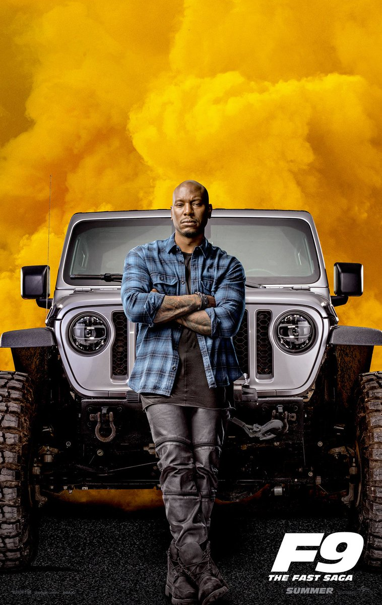 Tyrese Gibson as Roman Pearce
