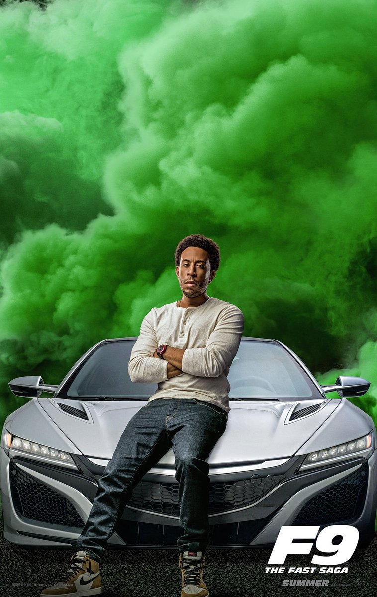 "Chris ""Ludacris"" Bridges as Tej Parker"