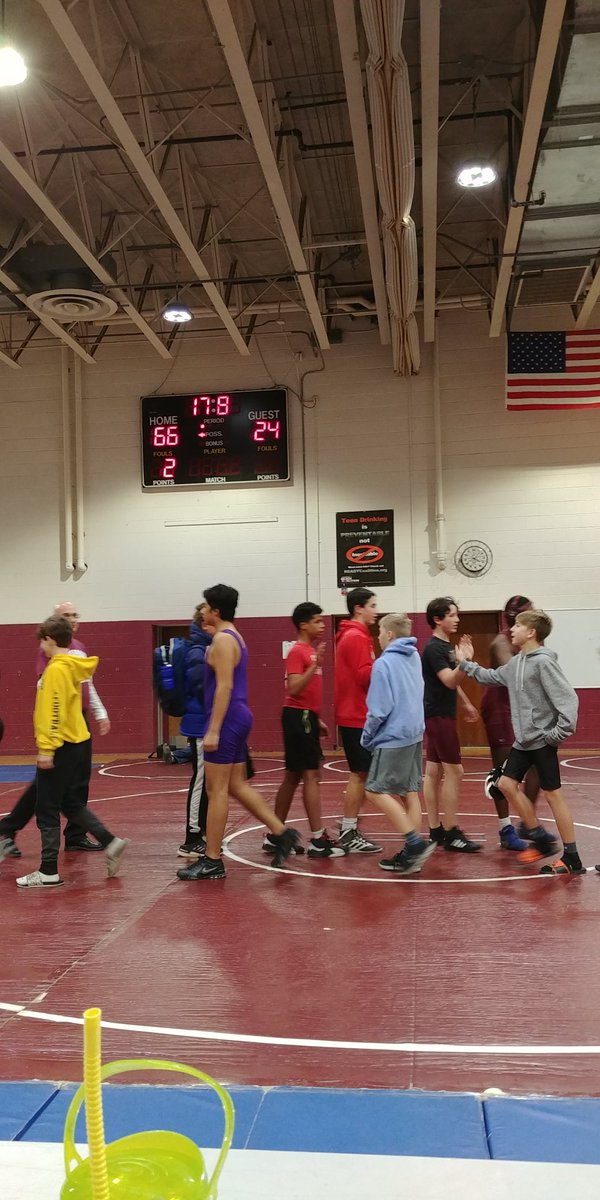Wrestling takes the win over Gunston 66-24! Great job <a target='_blank' href='http://twitter.com/SwansonAdmirals'>@SwansonAdmirals</a> <a target='_blank' href='https://t.co/Szb0VfoMts'>https://t.co/Szb0VfoMts</a>
