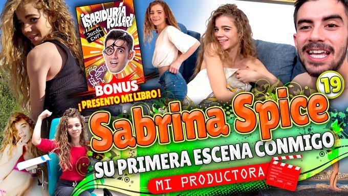 ❤ ¡¡NUEVO VÍDEO CON FINAL FELIZ (más sorpresa)!! ❤  Tiene 19 añitos y QUIERE SER UNA ESTRELLA. Sabrina