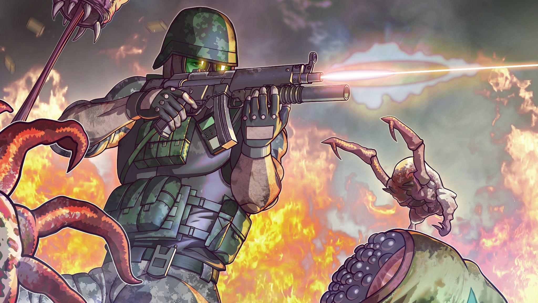 Gmanlives On Twitter Opposing Force By Milathemute Art For