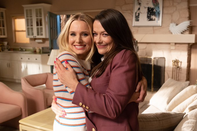 I SO give a crap about this beauty. @MaribethMonroe 💕 #TheGoodPlace https://t.co/njcV4YRdZG