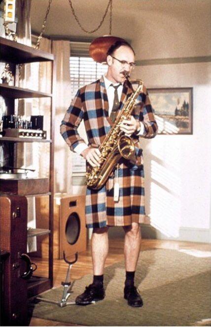 Jazz #GeneHackman #90años pic.twitter.com/uaQooss7cq