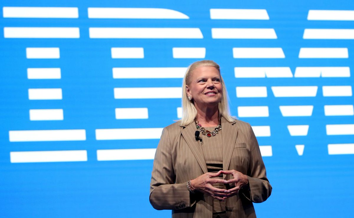 IBM CEO Ginni Rometty is stepping down, and cloud executive Arvind Krishna will succeed her