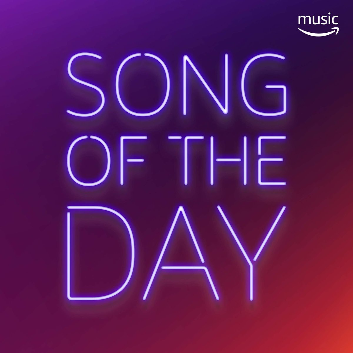 S/O Amazon for making #Amuse the Song Of The Day! Everybody go ask Alexa to play the #SongOfTheDay on @amazonmusic