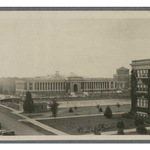 Image for the Tweet beginning: Campus back in 1928. 👀 #TBT