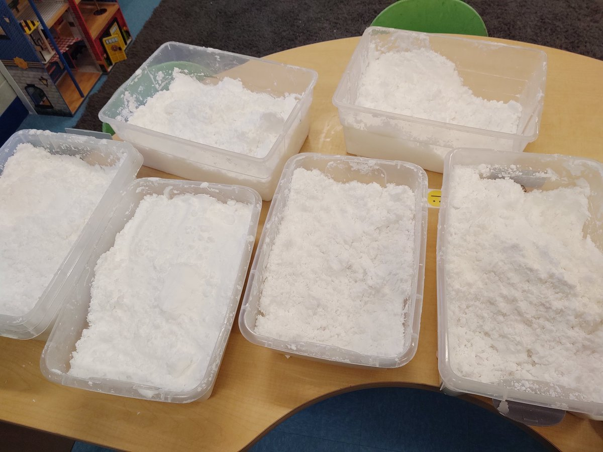 I wonder if this is enough snow for the PBIS party tomorrow! #hesteach #PBIS