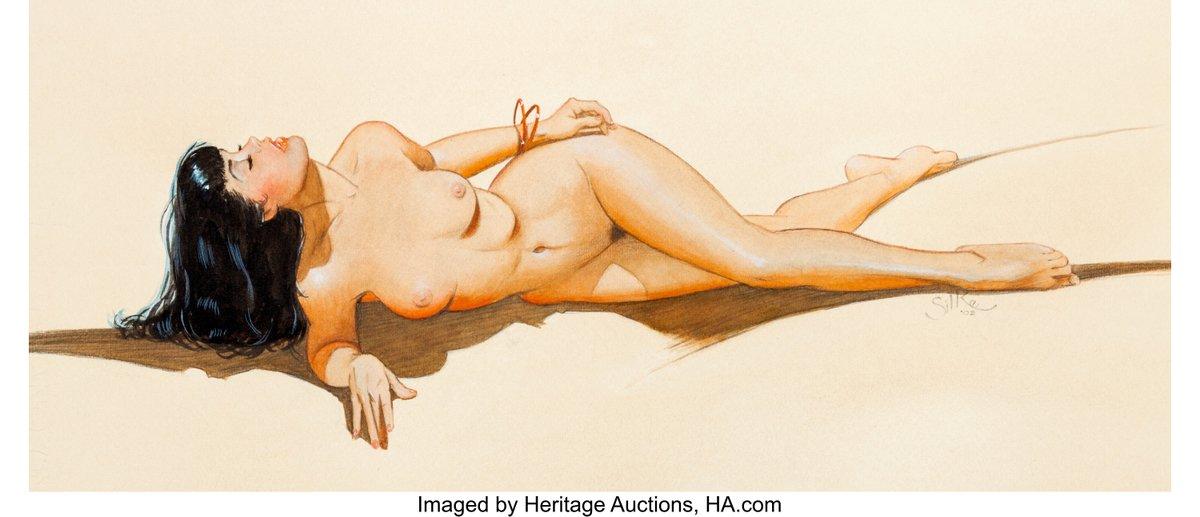 Eva Kant Nude
