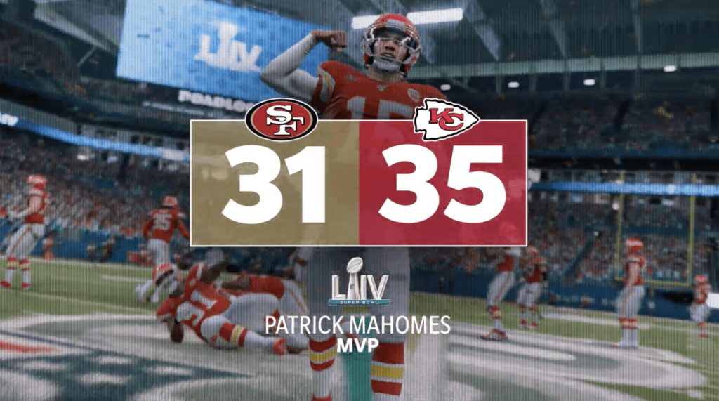 Madden NFL 20 Super Bowl LIV