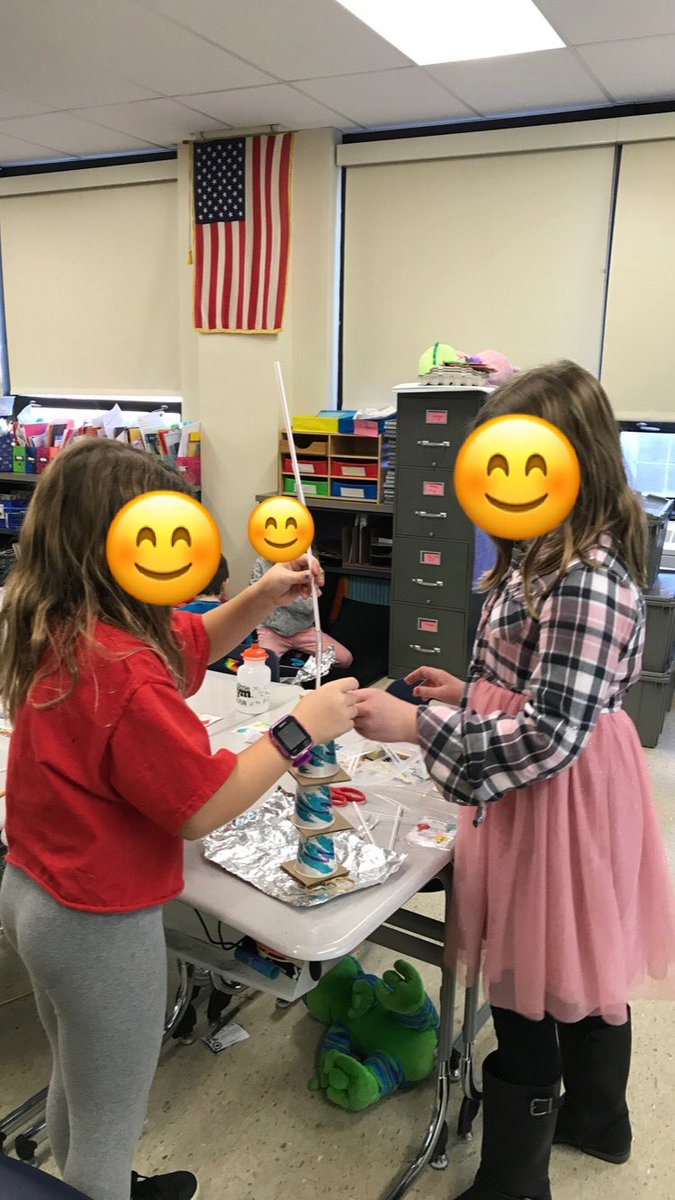 Engineers built towers using solid materials @FOSSscience #stem