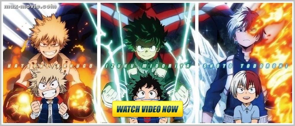 My Hero Academia Heroes Rising 2020 Fullmovie Heroesrisingmov Twitter