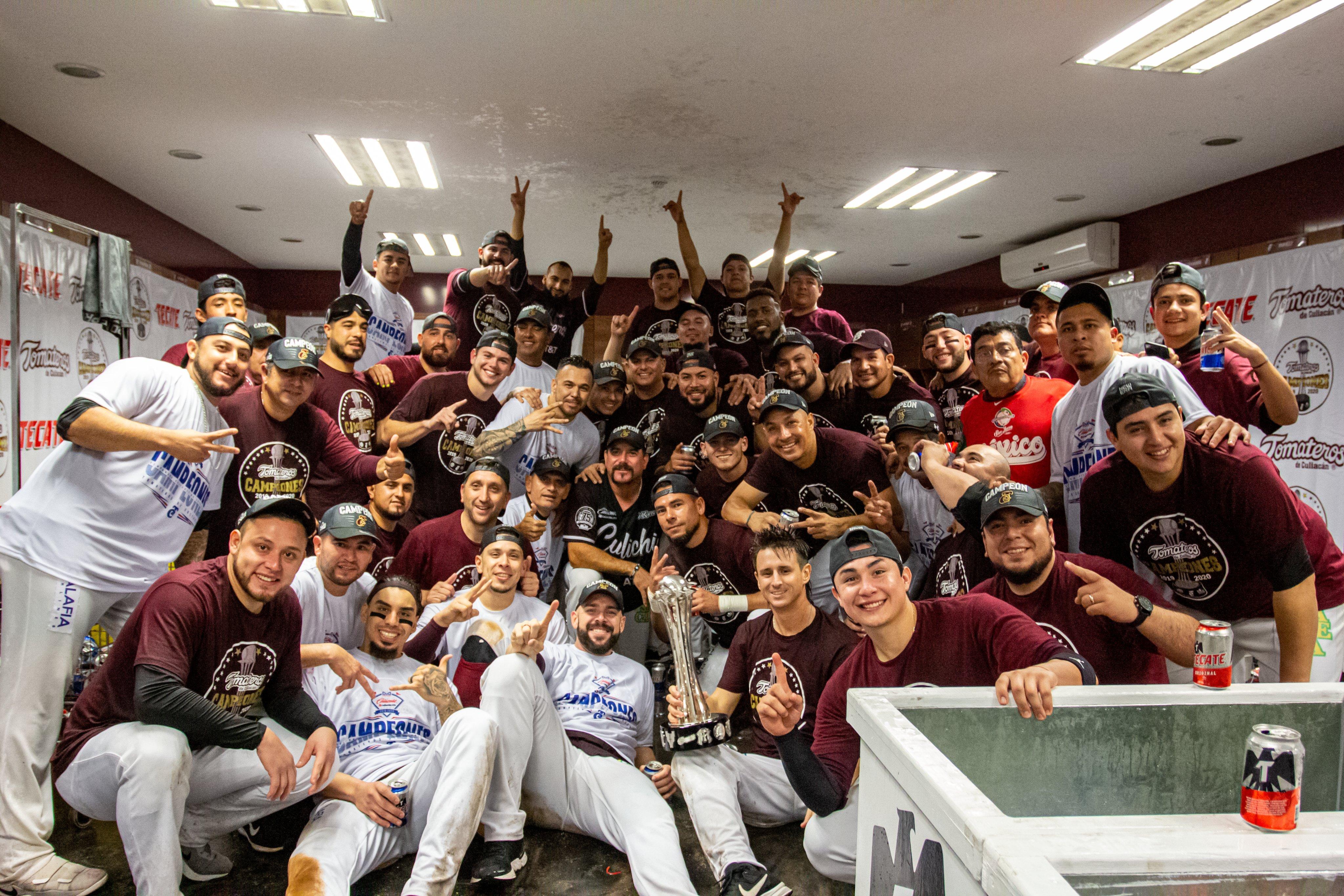 Tomateros logró este jueves el campeonato y representará a México.