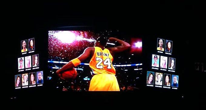 【影片】淚目!Kobe去世後斯台普斯首戰,湖人宿敵用這幾種方式緬懷Kobe,實在太有心了!