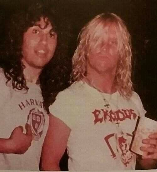 Happy Birthday in Thrash Metal Valhalla to Jeff Hanneman!  You are missed! You will never be forgotten!