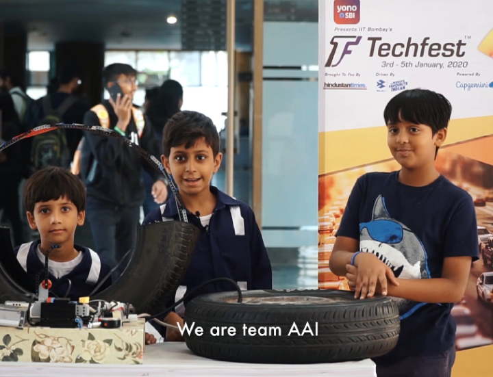 Catch a glimpse of what the brightest minds of the country had to say about the Future of Transportation in India at IIT Bombay Techfest 2020! #AI https://t.co/jgFk7KomMk https://t.co/n2lEHHpdjf