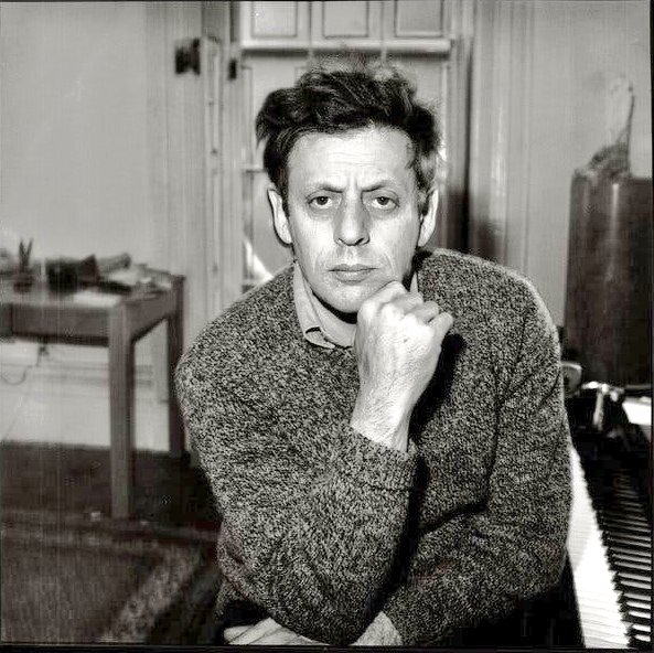 Happy Birthday to American pianist and composer Philip Glass, born on this day in Baltimore, Maryland in 1937.
