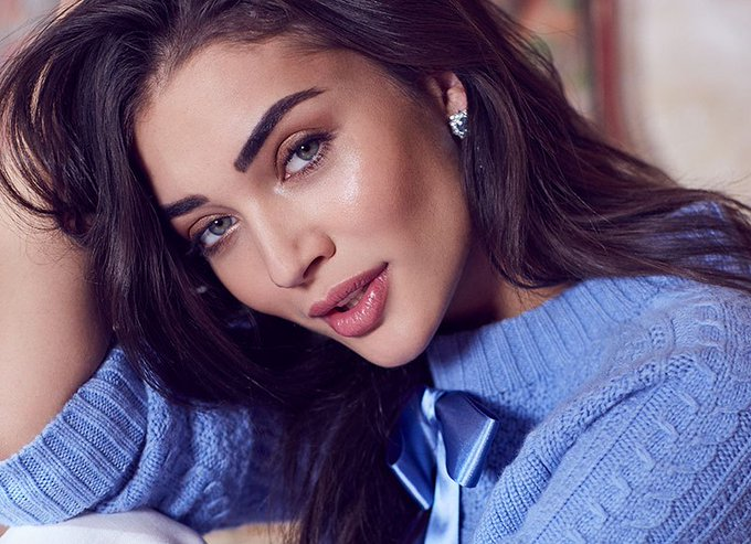 Happy Birthday, Amy Jackson: Instagram picture tell how shestrong