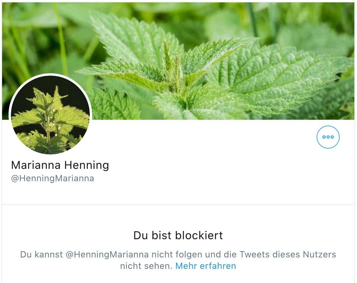 erstaunlich ... eine Nachfrage (Erstkontakt!) https://twitter.com/rhabarbeer/status/1223009010997252096… und 2x b(l)ocken ... schade! #JederWieErWill  #EIGENEnase FÜR #peace cc @danieleganserpic.twitter.com/FadlZaMFaA