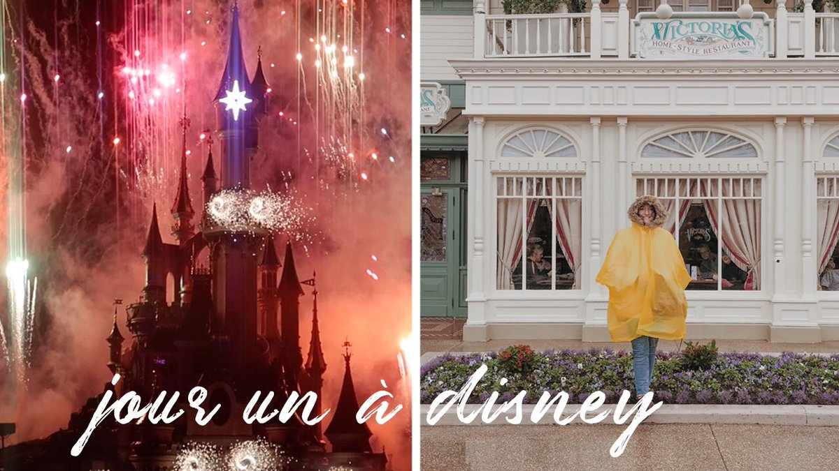 [VLOG] JOUR 1 À DISNEY | newport bay club, disney illuminations & beaucoup de pluie  https://t.co/xFNsUA19M0 https://t.co/qEFuchYoWZ