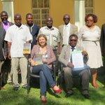 Image for the Tweet beginning: GZU's Julius Nyerere School of