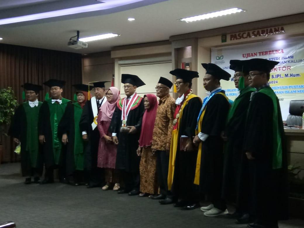 Pustakawan @iainsalatiga meraih gelar doktor pustaka di UIN Suka Yogya. Orang Weru Sukoharjo memulai karir pekerjaan dari jual bakso di Sumatra sampai dapat gelar doktor @BeritaSUKOHARJO  @SKHUPDATE  @AgendaSOLOpic.twitter.com/0bbhoCJYqX