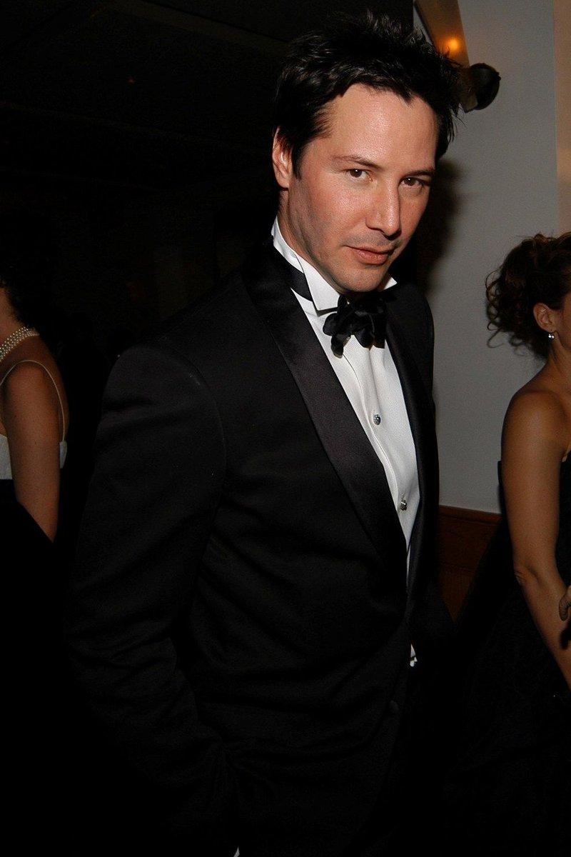 Keanu Reeves หน ร กเค า On Twitter Keanu Reeves Vanity Fair Oscar Party Mar5 2006