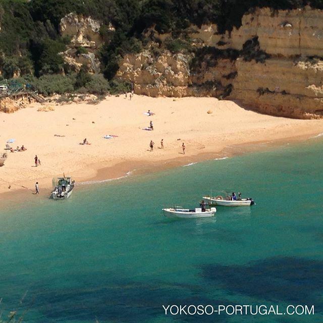 test ツイッターメディア - ポルトガルの南部、アルガルヴェ地方には素敵なビーチがたくさんあります。 #アルガルヴェ #ポルトガル #ビーチ https://t.co/l3jrtYS0fv