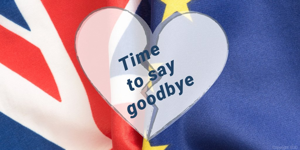 #BrexitDay