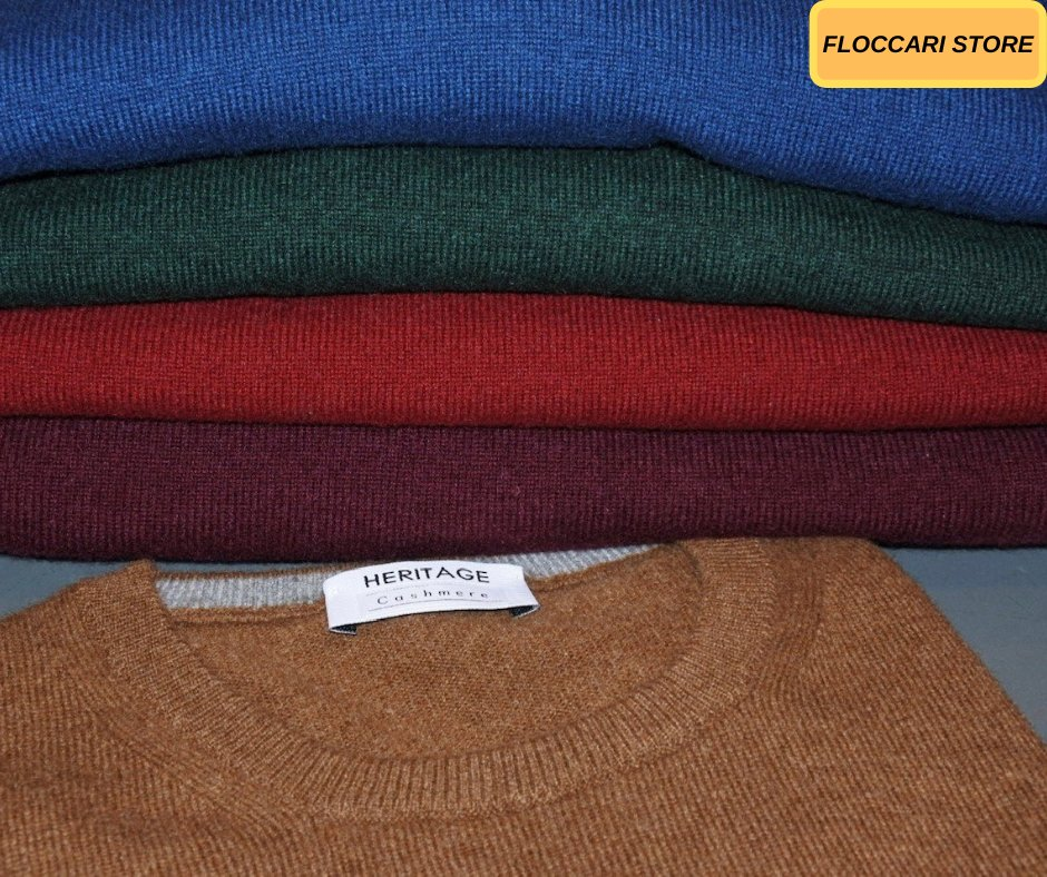 Heritage Puro Cashmere. #heritage #cashmere #clothing #fashion #colorful #menfashion #style #menstyle #shoponline #menlook #photooftheday #floccaristore #palermo