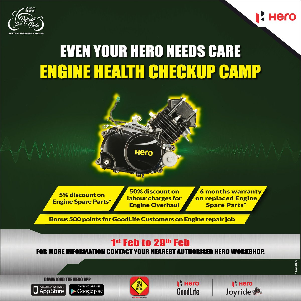 Best care for your Hero by Hero. Join us from February 1 to February 29, 2020 https t.co sS3bJY6jbv