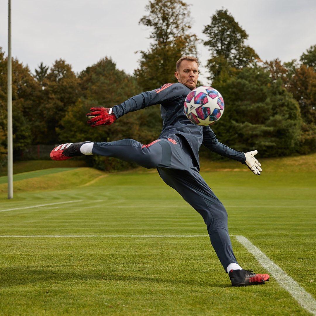 FOCUS! #Predator #createdwithadidas @adidasfootball