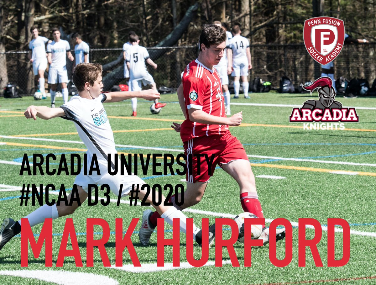 Congrats to #MarkHurford on his commitment to @arcadia_msoc #Classof2020 #NCAAD3 @boysecnl https://t.co/qtfkcyNpUh