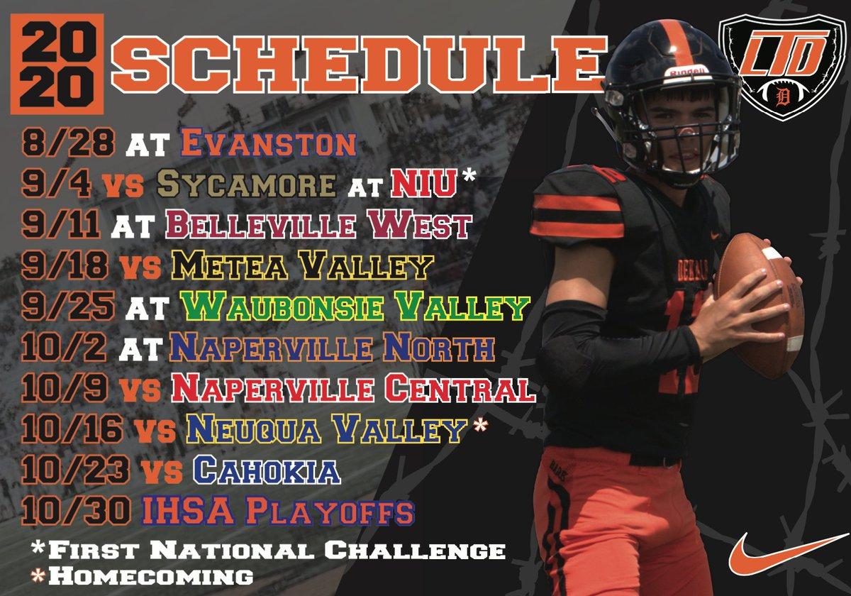 high school football playoff schedule 2020