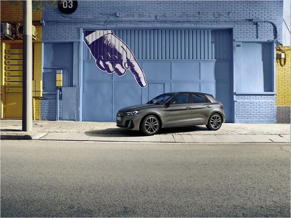 Inspirante et inspirée, découvrez la #Nouvelle #Audi #A1 #Sportback . Mode intense activé chez Audi #Guadeloupe avec l'offre à 399€/mois* *voir conditions en concession https://t.co/vOnUlyDRUR