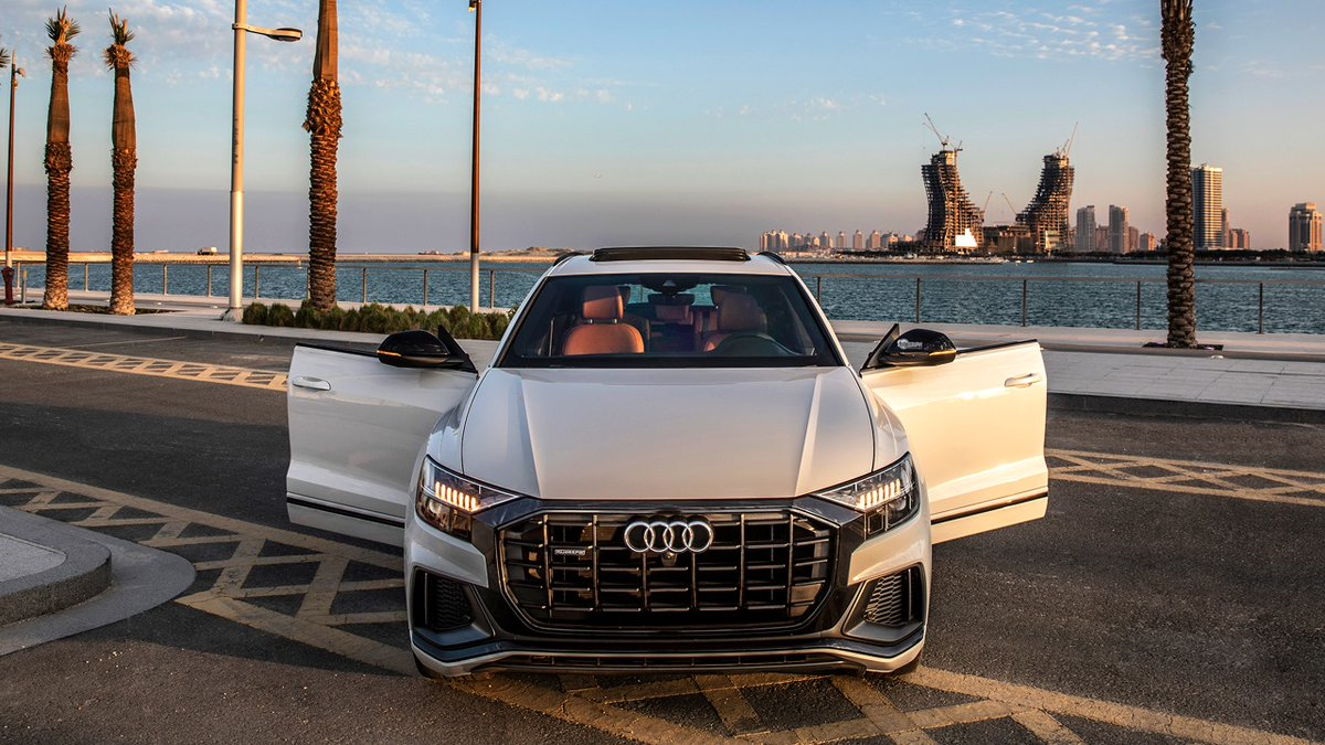 Ouvrez les portes d'une nouvelle dimension de luxe et de confort. #Audiq8 #8thdimension #Audi #Guadeloupe Photo : @auditography https://t.co/61TzGMRKmu