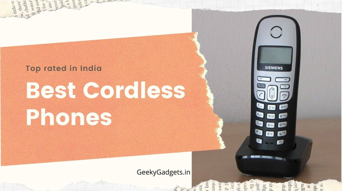 Stunning 10 Best Budget Cordless Phones in India 2020 Check out: https://geekygadgets.in/best-cordless-phones-india/ …  #cordlessphones #phones #officegadgets #landline #electronicspic.twitter.com/RXMV6mMqg5