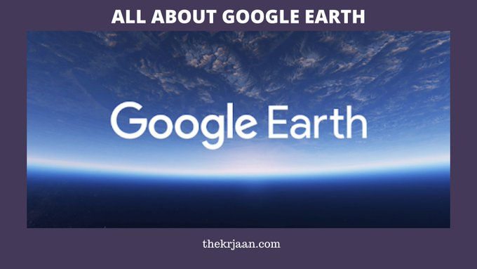 Google Earth Search | All About Google Earth