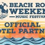 Image for the Tweet beginning: #BeachRoadWeekend is heading back to