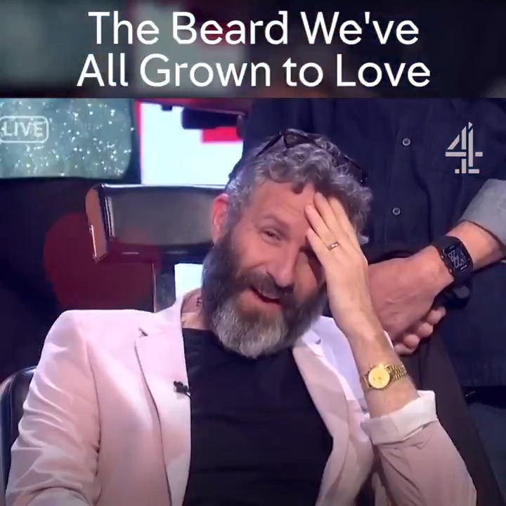 You don't know what you've got till it's gone. And Adam's Brexit beard is no exception. Join us tonight for #TheLastLeg Countdown to Brexit. @adamhillscomedy is about to break a lot of hearts (and some razors) when he #TakesItOff #ByeByeBeardy https://t.co/uo93JfY3oI