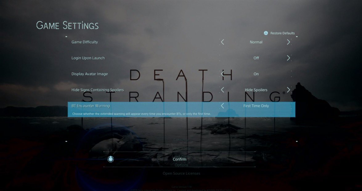 Death Stranding Update Lets You Disable Irritating Feature - GameSpot