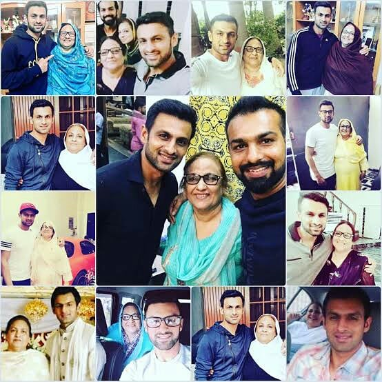 Happy birthday mr super fit shoaib malik.stay blessed and happy