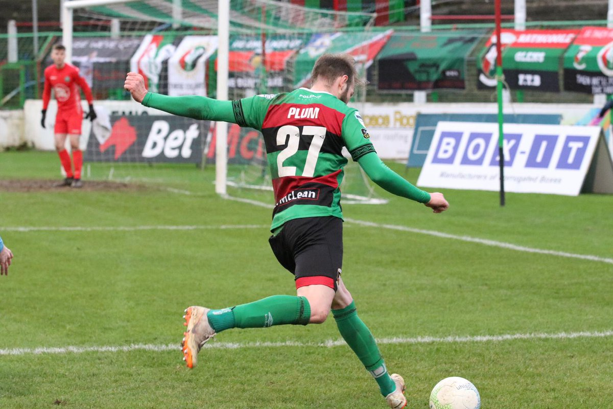 """Glentoran FC on Twitter: """"INJURY UPDATE ⚠️   Glentoran can tonight confirm  the extent of Hrvoje Plum's injury sustained against Larne. Hrvoje has a  cruciate tear and is estimated to be out"""