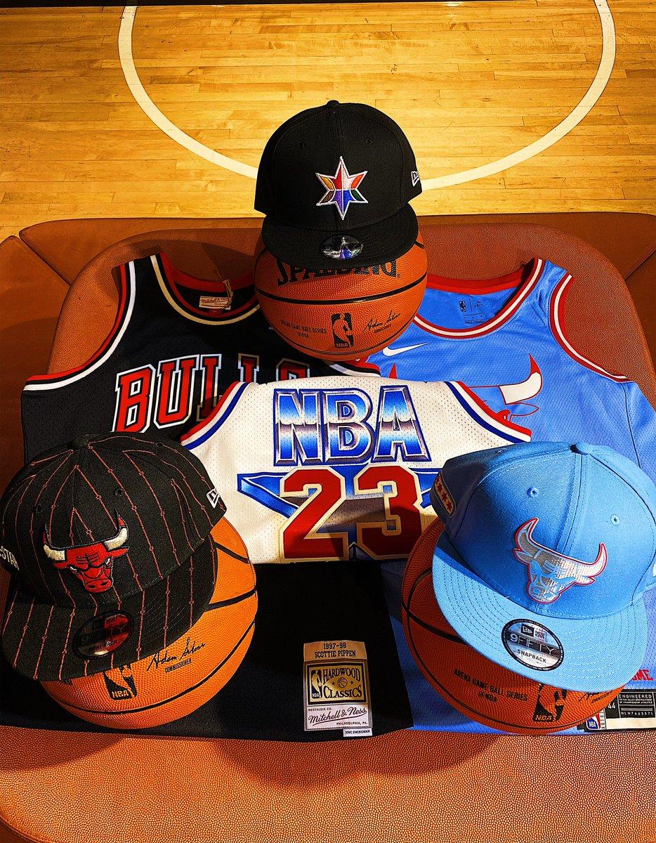 😍  #NBAAllStar #NBAStoreNYC