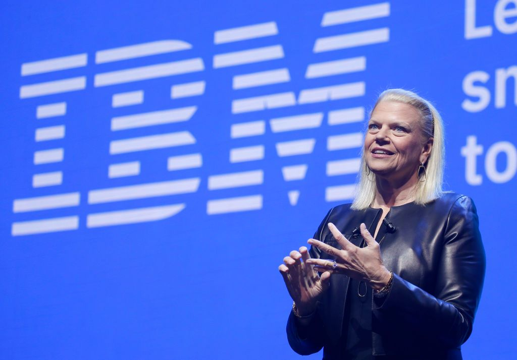 Daily Crunch: IBM names new CEO by @anthonyha