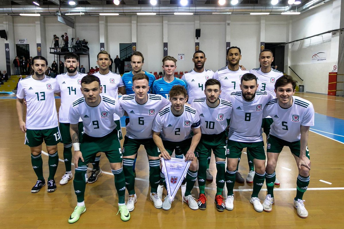 FT   Norway 🇳🇴 7-2 🏴 Cymru A tough test in our final #FutsalEURO preliminary qualifying match. #TogetherStronger